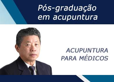 Pós gradução em acupuntura
